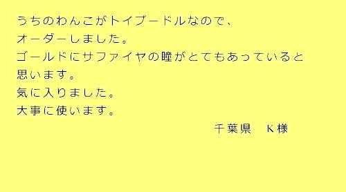 千葉県K様5黄色一色